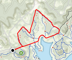 Fence Line Trail Map