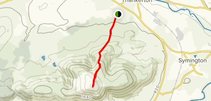 Tinto Hill Map