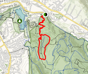 Orchard Trail and Cobblestone Trail Map