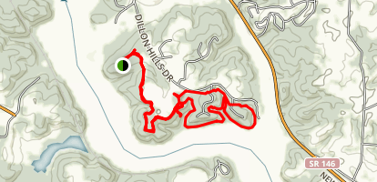 Dillon Loop 2 Map