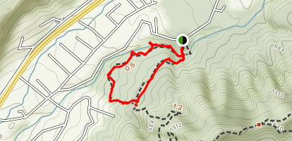 Judd Trail Map