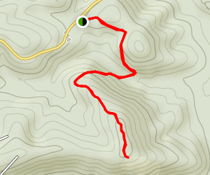 Lookout Mountain Map