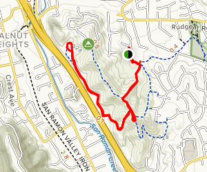 Bottom Spring Trail Map