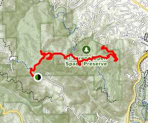 Aquinas Trail Map