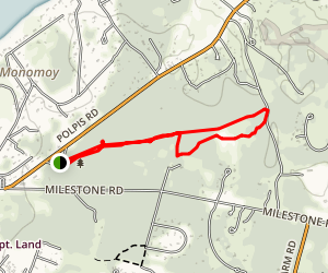 New Polpis Water Tower Loop Map