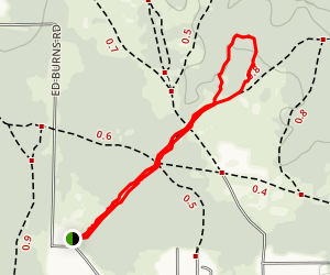 Dunns Farm Trail Map