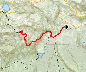 Bumpas Hell to Cold Boiling Lake [CLOSED] Map
