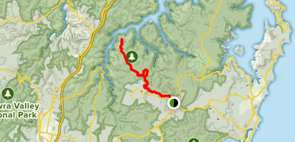 Perimeter and Long Track Map