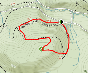 Ling Fell Map