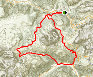 Val Duron Map