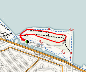 Seal Point Park Map
