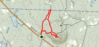 Wapack Loop Map