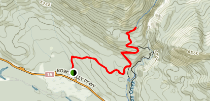 Moose Meadows Map