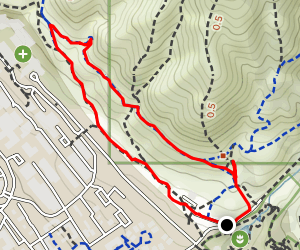Bonneville Shoreline Trail Loop Map