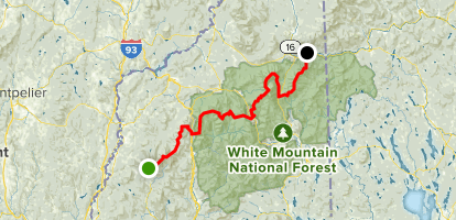 Appalachian Trail: White Mountains National Forest - New ...