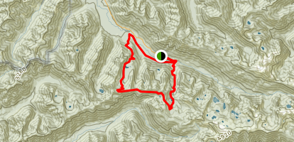 Little Divide Loop Map