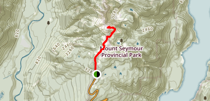 Pump Peak Map