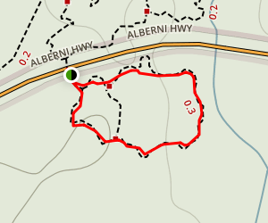Living Forest Trail Map