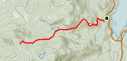 Inter-Centre Trail Map