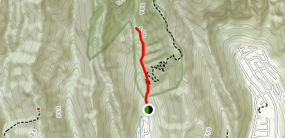 Kuliouou Valley Trail Map