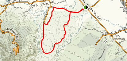 Duhat Trail Map