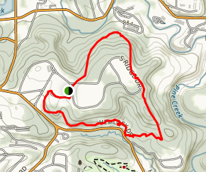 North Park Loop Trail Map