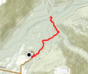 Lower Winner Creek Trail Map