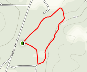 Walter Woods Conservation Area Trail Map