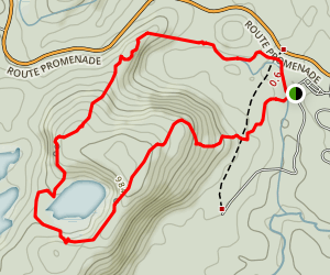 Lac Solitaire Map
