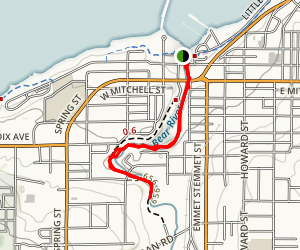 Bear River Trail Map