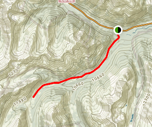 FSR 3914X4 Trail Map