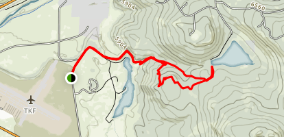 Lake Ella Map