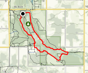 Little River Extended Loop Map