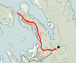 Peter Point Map