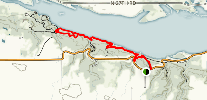 Hennepin and Wildcat Canyon  Map