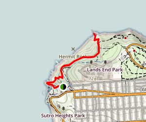 Seal Rocks Beach Map