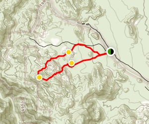 Indian Hill Map