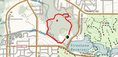Willow Trail Map