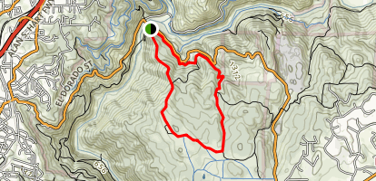 Training Hill Map