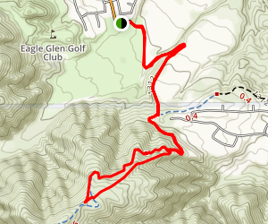 Eagle Glen Map