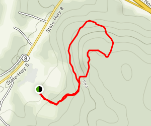 Cougar Hill Map