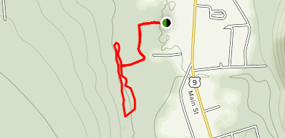 Chester Creek Trail Map