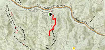 Buckhorn Trail Map
