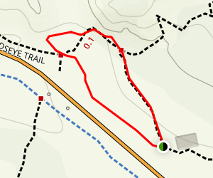 Hoodoo Loop Trail Map