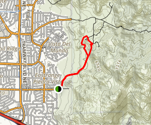 365 Trail Loop Map