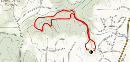 Northwoods Trail Map