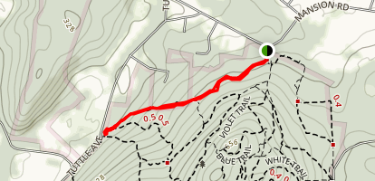 Horse Trail Map