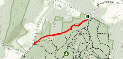 Horse Trail [CLOSED] Map