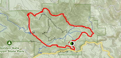 Mountain Lion Trail Map