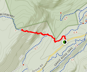 Lewis Rocks [PRIVATE PROPERTY] Map